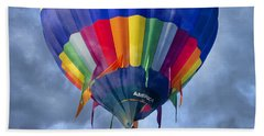 Flying The Coop Beach Towel by Betsy Knapp