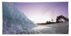 Foam Wall Beach Towel