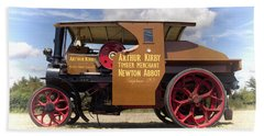 Foden Tractor Beach Sheet