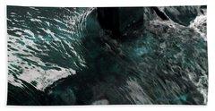 Beach Sheet featuring the photograph Follow The Tao by Lauren Radke