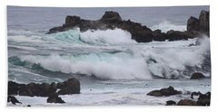 Force Of Nature Beach Towel