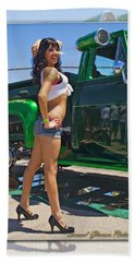 Ford Pick Up_a Beach Towel