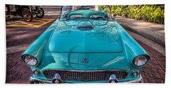 Ford Thunderbird  Beach Sheet