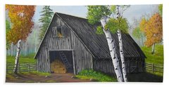 Forest Barn Beach Towel