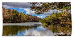 Fort Mountain State Park Beach Towel