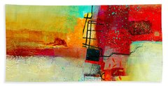 Abstract Beach Towels