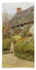 Freshwater Cottage Wc On Paper Beach Towel