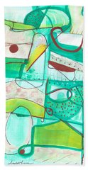 From Within #15 Beach Towel