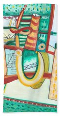 From Within #19 Beach Towel