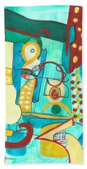 From Within #20 Beach Towel