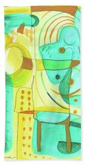 From Within 4 Beach Towel