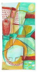 From Within 8 Beach Towel