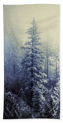 Frozen In Time Beach Towel by Melanie Lankford Photography