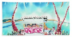 Fruit Stand Beach Towel