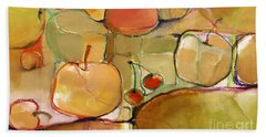 Fruit Still Life Beach Sheet by Michelle Abrams
