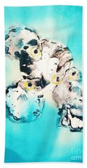 Fugu's At Forty Fathoms Beach Towel