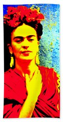 Funky Frida IIi Beach Towel