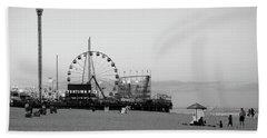 Funtown Pier - Jersey Shore Beach Towel