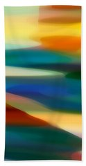 Fury Seascape 3 Beach Towel