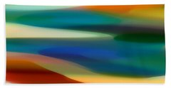 Fury Seascape 5 Beach Towel