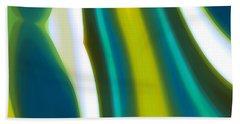 Abstract Tide 9 Beach Sheet