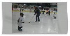 Future Hockey Players Beach Sheet