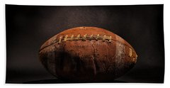 Game Ball Beach Towel