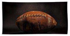 Game Ball Beach Towel
