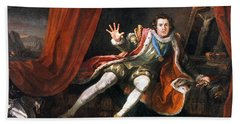 Garrick Richard IIi Beach Towel