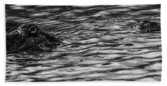 Gator Country Beach Towel