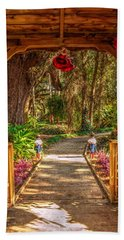 Gazebo Bells Beach Towel