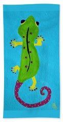 Gecko Gecko Beach Towel
