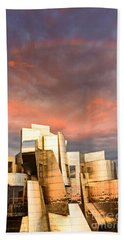 Gehry Rainbow Beach Sheet by Joe Mamer