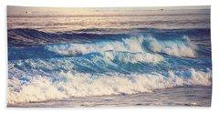 Gentle Light  Beach Towel