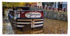 Georgetown Barge Beach Sheet