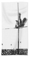 Georgetown Decathlon Star Beach Towel by Underwood Archives