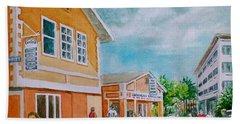 Georgetown Grand Cayman Beach Sheet