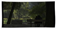 Romantic Moments Beach Towel