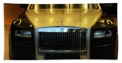 Rolls Royce Ghost Beach Towel