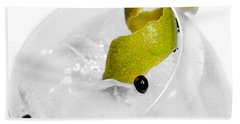 Gintonic Detail Beach Sheet