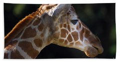 Giraffe 7d8859 Beach Towel