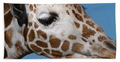 Giraffe 7d8905 Beach Towel