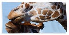 Giraffe 7d8914 Beach Towel