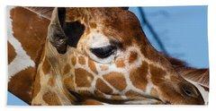 Giraffe 7d8918 Beach Towel