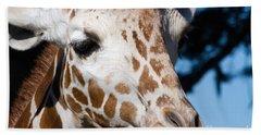 Giraffe 7d8926 Beach Towel
