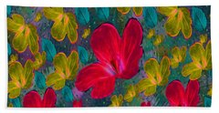 Give Us A Dream In Color Beach Towel
