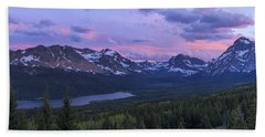Indian Peaks Wilderness Photographs Beach Towels