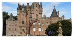 Glamis Castle Beach Towel