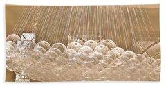 Glass Bubbles Beach Towel