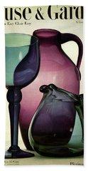 Glass Pieces By Benko Beach Towel